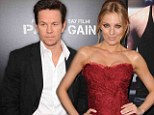 Sexy lady: All eyes were on Bar Paly as she outshined her co-star Mark Wahlberg at the premiere of Pain & Gain in Miami, Florida on Thursday