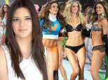 'It's always been a dream of mine': Kendall Jenner, 17, on her quest to become a Victoria's Secret model