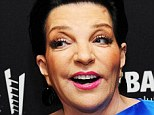 Sexagenarian chic: Liza Minnelli didn't look her 67-years as she arrived at a Hollywood power players event