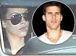 A pre-court workout! Kim Kardashian heads to the gym before attending her divorce hearing... while estranged husband Kris Humphries 'fails to turn up'