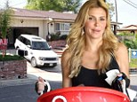 'I can't afford it': Brandi Glanville is struggle to find a new home after being forced to move out