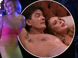 Sex, drugs and bad jokes: Lindsay Lohan and Charlie Sheen's long awaited Anger Management episode finally airs