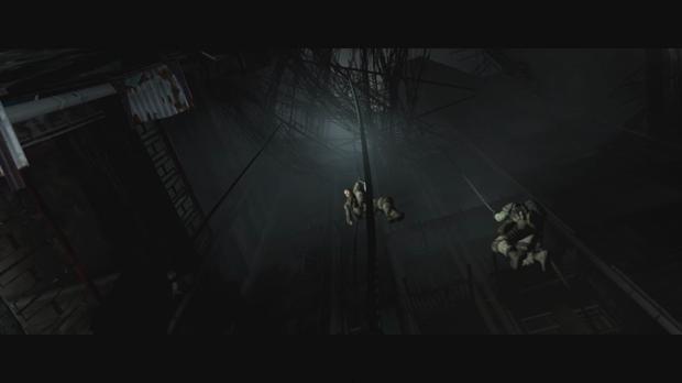 Resident Evil 6 - Chris Gameplay