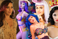 How Katy Perry's Hot 100 Record Stacks-Up Against The Beatles, Elvis, Michael, Mariah & Whitney