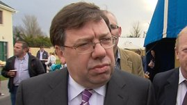 RTÉ.ie News: Brian Cowen 'No one predicted scale of collapse'