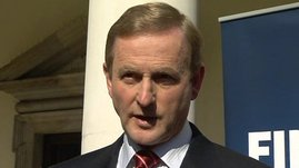 RTÉ.ie News: Enda Kenny Taoisech has brought the economy 'to its knees'