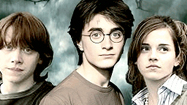 New Harry Potter poster!