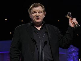 RTÉ.ie Entertainment: Brendan Gleeson - Was named Best Actor in a Lead Role in Television for Into The Storm