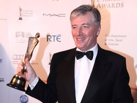RTÉ.ie Entertainment: Pat Kenny - The Frontline picked up the award for Best Current Affairs Programme