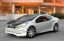 Kia Ray Concept - salone di Chicago