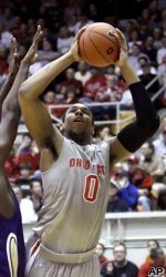 Jared Sullinger earns Big Ten Player and Freshman of the week for his efforts against IUPUI and Western Carolina.