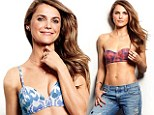 Abs-olutely amazing! Keri Russell spills the secrets to her phenomenal physique as she covers Women's Health magazine