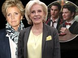 Patty Duke and Meredith Baxter joining Glee cast as longtime lesbian couple and mentors to Blaine and Kurt