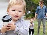'Butter' actress Jennifer Garner takes her kids, Violet, Seraphina,