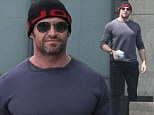 Hugh Jackman caught up in bizarre stalking incident at gym as woman is arrested for throwing 'razor filled with pubic hair' at him