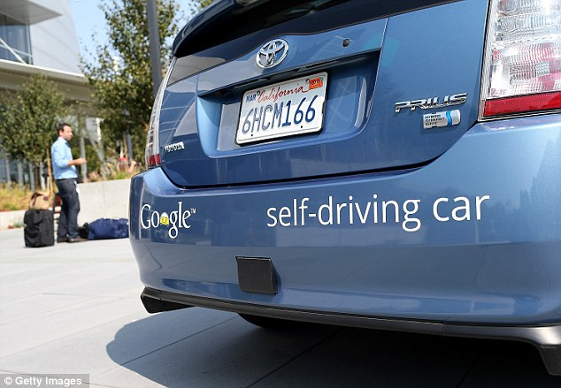 Manufactures: The technology placed inside a seen Toyota Prius is one of several car makers working on autonomous car technology, including Audi, BMW, Ford and Volvo