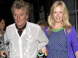 Penny and Rod head out for dinner together