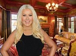 Everybody needs good neighbours! Christina Aguilera moves into posh $10m Beverly Hills home next to Charlie Sheen