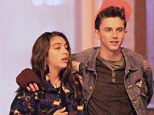 Debut date night: Madonna's daughter Lourdes Leon was seen on a date with her Homeland star boyfriend Timotheé Chalamet in New York on Sunday night