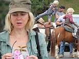 Couple Naomi Watts and Liev Schreiber t