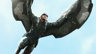 Captain America: The Winter Soldier - Anthony Mackie on Falcon's Costume