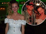 Now that's a party! Andy Roddick and wife Brooklyn Decker 'Bogey Down' with pals at 80s-style charity bash