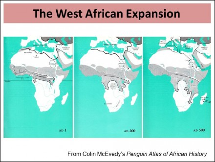 The West African Expansion