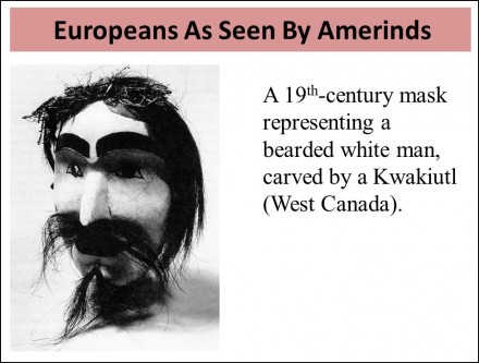 Late 19th century: European colonization of Americas complete.
