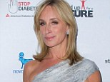 Real Housewives of Cougar Town! Sonja Morgan has her eye set on a man 26 years her junior