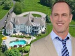 Law & Order star Christopher Meloni lists Connecticut home for sale for $4.75million... just eight months after buying it