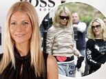 'I'll Polaroid my abs and text them to her': Gwyneth Paltrow boasts her six-pack abs are better than Madonna's