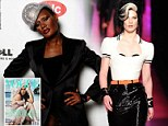 Dutch Vogue sparks another blackface row by putting blonde model in an Afro wig and face paint to look like Grace Jones