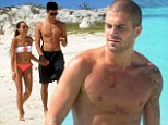 Chasing The Sun... all the way to the Bahamas! The Wanted strip off as they enjoy some much needed time out
