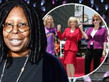 Nothing but a paycheck: View co-host Whoopi Goldberg doesn't care who replaces Elisabeth Hasselbeck and Joy Behar as long as she keeps getting paid