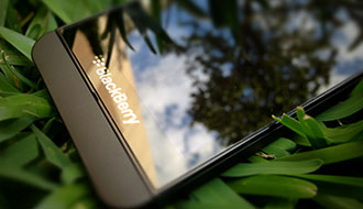 BlackBerry Z10 - Now Available