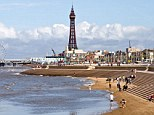 Buy-to-let winner: The seaside town of Blackpool is one of the top places to invest in a rental property, according to data