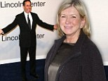 'I did catch myself doze off': Martha Stewart has a snooze during Jerry Seinfeld comedy routine