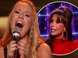 Janelle Arthur is eliminated from American Idol... as Paula Abdul makes a surprise return to the show