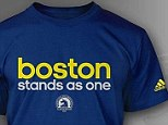 Adidas Boston Stands as One