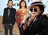 Yoko Ono's fight against fracking gets help from famous friends Adrian Grenier and Susan Sarandon