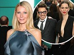 Forget something, Gwyneth? Ms Paltrow misses Iron Man 3 London premiere to party at Tiffany event in New York