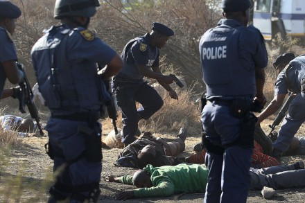 The Non-Sharpeville Massacre In South Africa