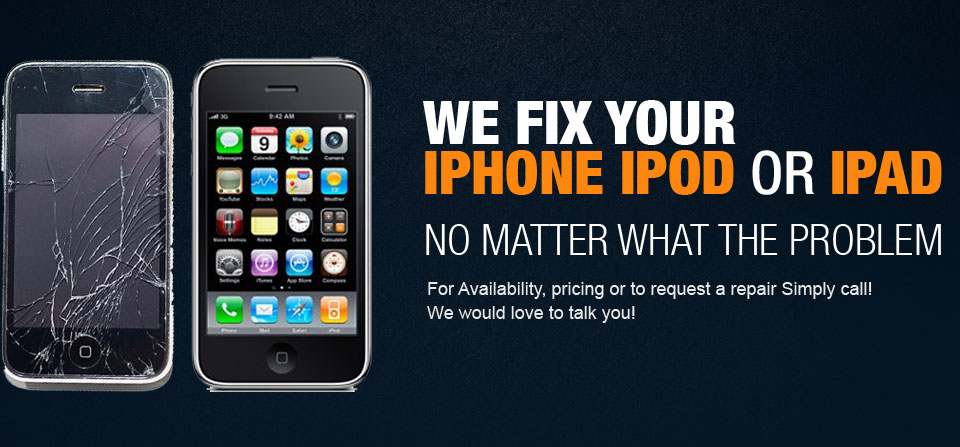 Holzem iPhone Repair Services of Dayton TN