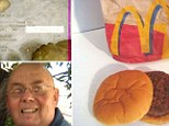 The world's most conserved hamburger: Preservative-packed McDonald's sandwich bought in 1999 looks exactly the same as the day it was flipped (and it even spent TWO YEARS in a coat pocket)