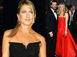 'I haven't had time!': Jennifer Aniston reveals she still hasn't chosen her wedding dress for her 'upcoming May nuptials with fiance Justin Theroux'