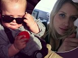 He's a cool customer! Peaches Geldof tweets snap of Astala is sunglasses on family day out before new baby arrives