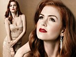 'You CAN'T have it all and you shouldn¿t want to': Isla Fisher discusses balancing motherhood and an acting career in stunning 1920s spread