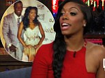 Real Housewives star Porsha Williams reveals she found out Kordell Stewart was planning to divorce her via Twitter