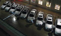 Audi S8s, Salzburg