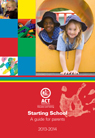 Starting School - A guide for parents cover image